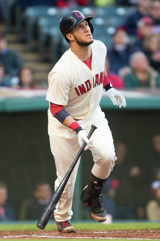 Second Inning Art Print featuring the photograph Yan Gomes by Jason Miller
