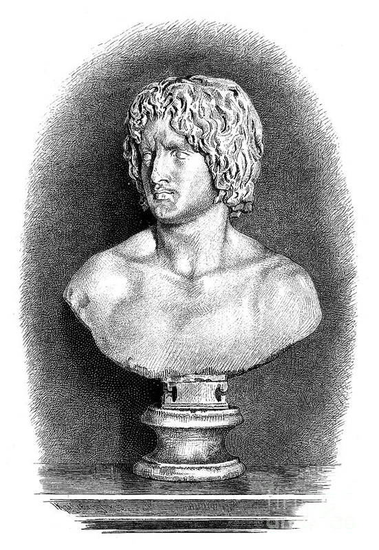 1st Century Art Print featuring the photograph Arminius (c17 B.c.-21 A.d.) by Granger