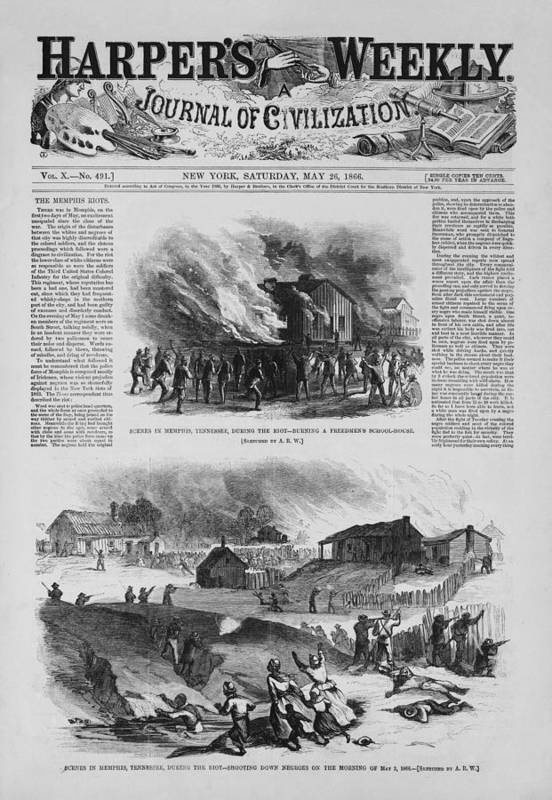 History Print featuring the photograph Front Page Of A Newspaper Reports by Everett