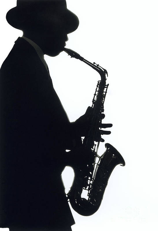 Sax Art Print featuring the photograph Sax 2 by Tony Cordoza