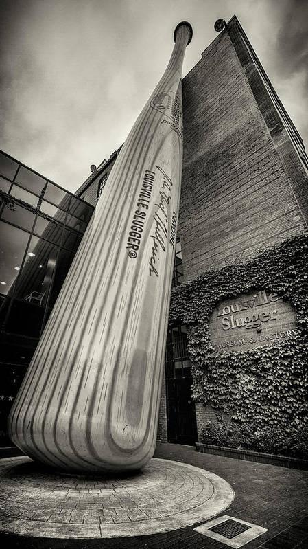 Louisville Slugger Factory by Stephen Stookey