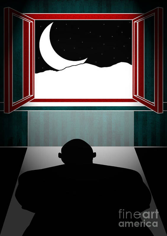 Artwork Art Print featuring the digital art Untitled No.04 by Caio Caldas
