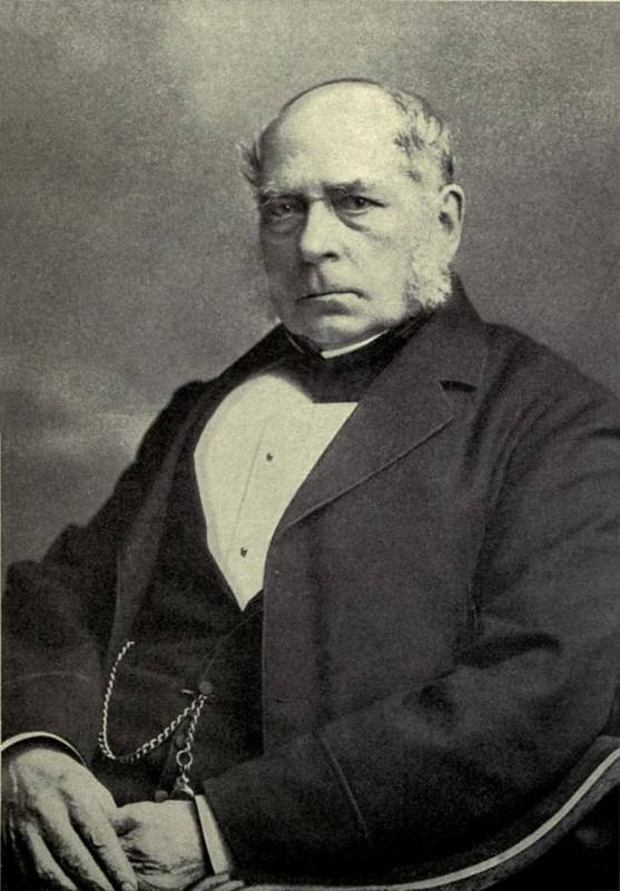 History Art Print featuring the photograph Sir Henry Bessemer 1813-1898, A British by Everett