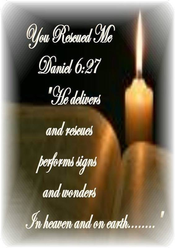 Bible Art Print featuring the digital art You Rescued Me by Barbara Judkins-Stevens
