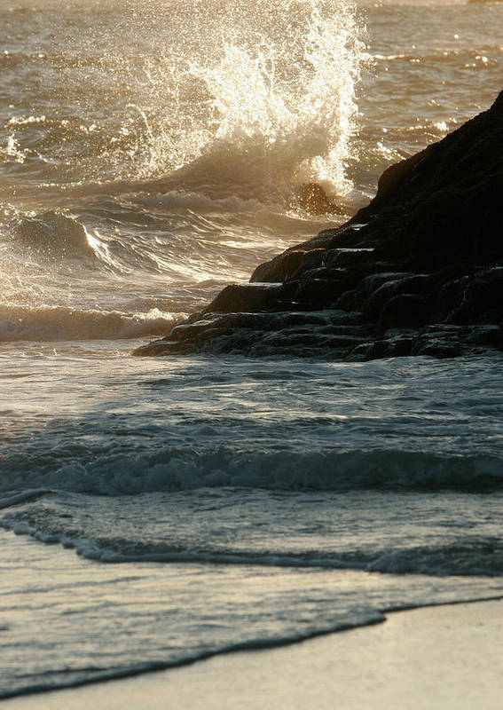 Bermuda Art Print featuring the photograph Astwood Beach by Lori Goodwin