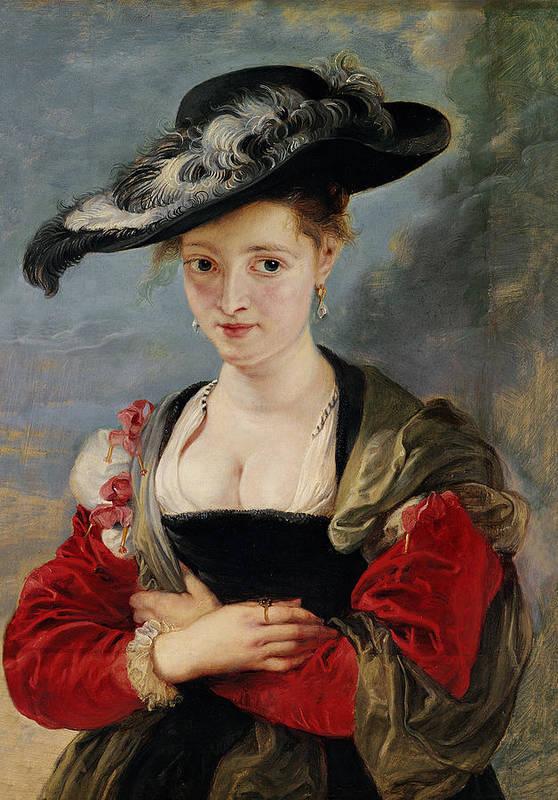 Rubenesque Woman Paintings | Fine Art America