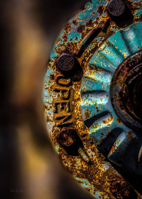 Fire Hydrant Art Print featuring the photograph Fire Hydrant by Bob Orsillo
