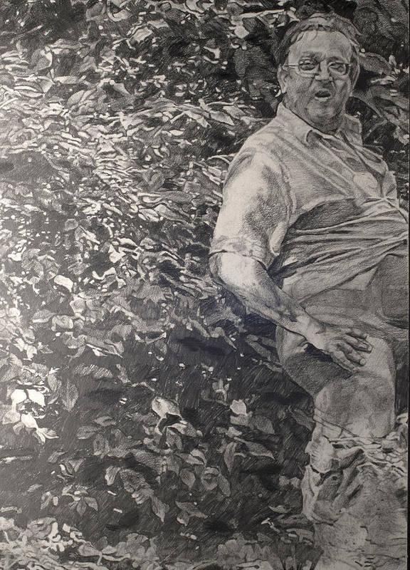 nature study art print by tb lambergini