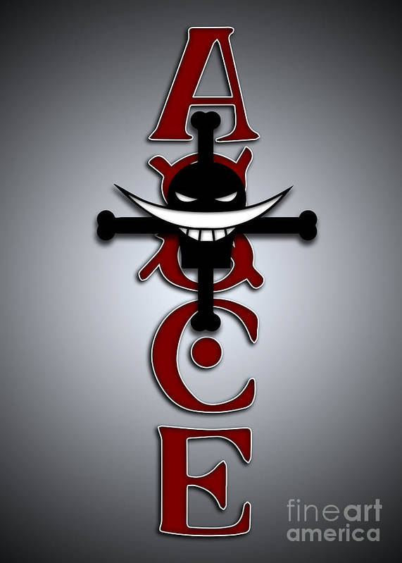 Ace Tattoo Designs One Piece Sfb