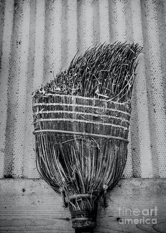 Barn Art Print featuring the photograph Barn Tools 3 by James Aiken
