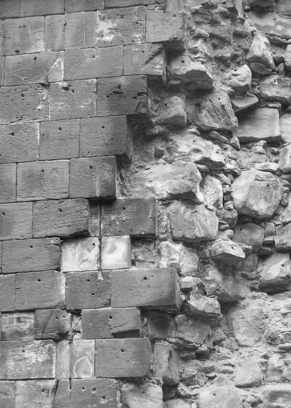 Brick Art Print featuring the photograph Brick Study by Adam Schwartz