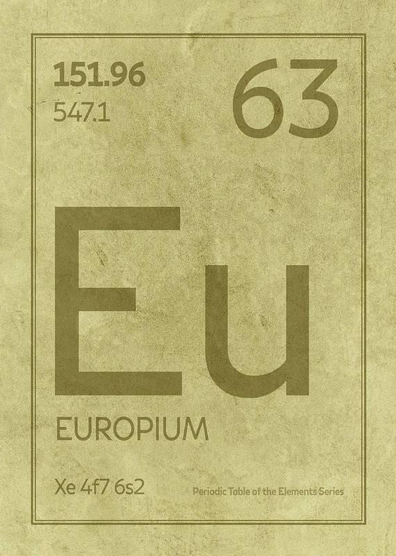 Europium Art Fine Art America