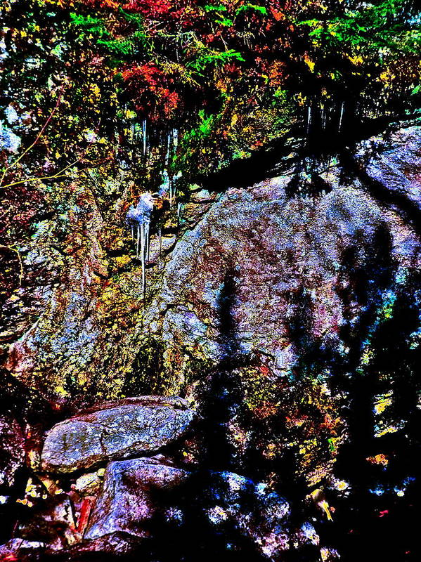 Landscape Art Print featuring the photograph Hyper Grafton 9 by George Ramos