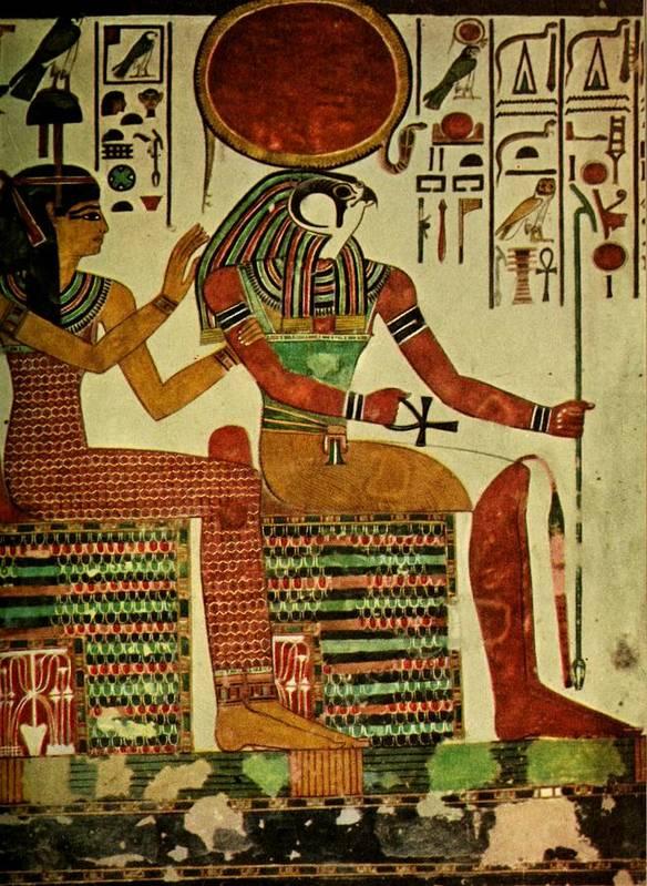 Egyptian Art Painting History