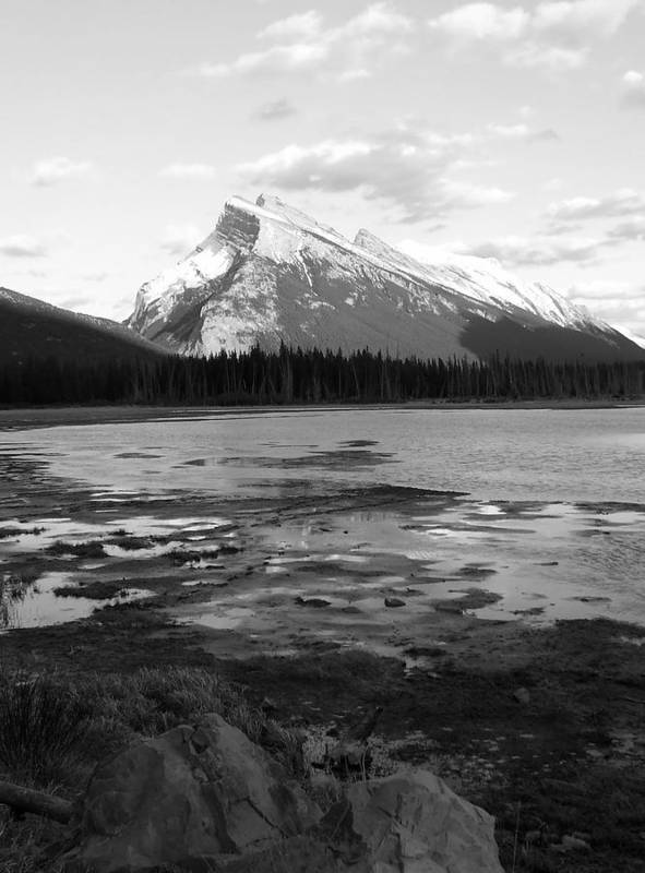 Rocky Mountains Art Print featuring the photograph Rundell by Tiffany Vest