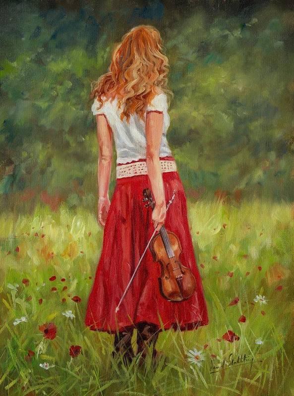 violin paintings