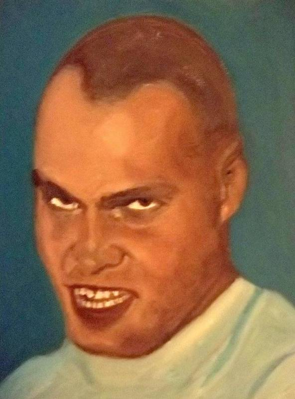 Vincent Donofrio As Private Pyle Art Print By Peter Gartner