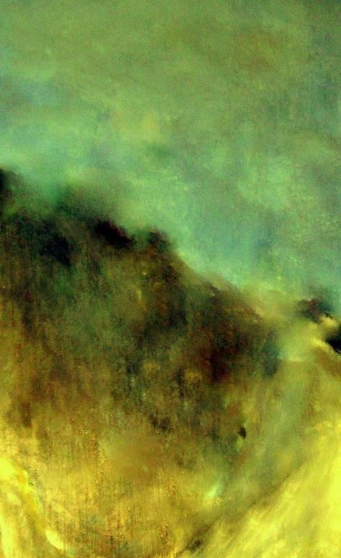 Color Art Print featuring the digital art Depth of feelings by Joseph Ferguson