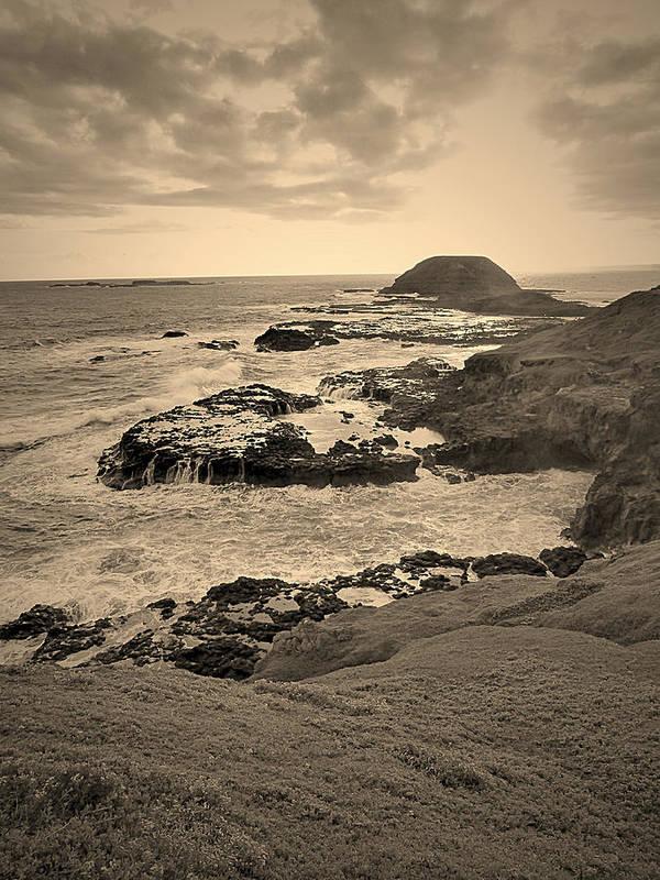 Beach Art Print featuring the photograph Beach by Girish J