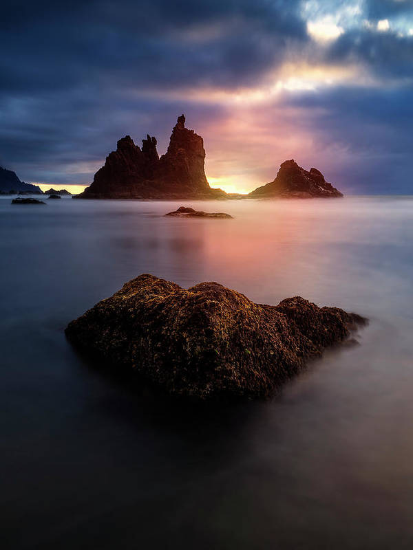 Tenerife Art Print featuring the photograph Keep It Inside by Carlos M. Almagro