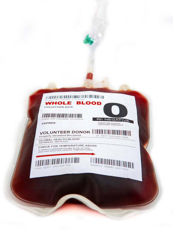 o negative blood dating