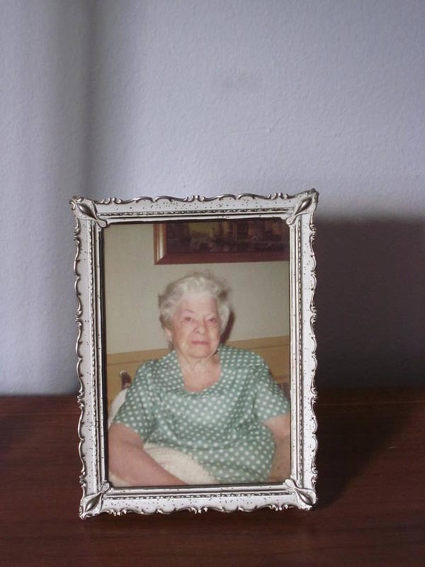 Guy Ricketts Photography Art Print featuring the photograph Remembering Grandma by Guy Ricketts