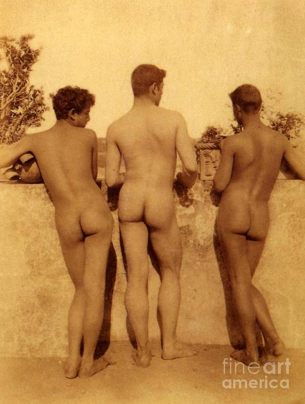 from Ray gay nude photographs
