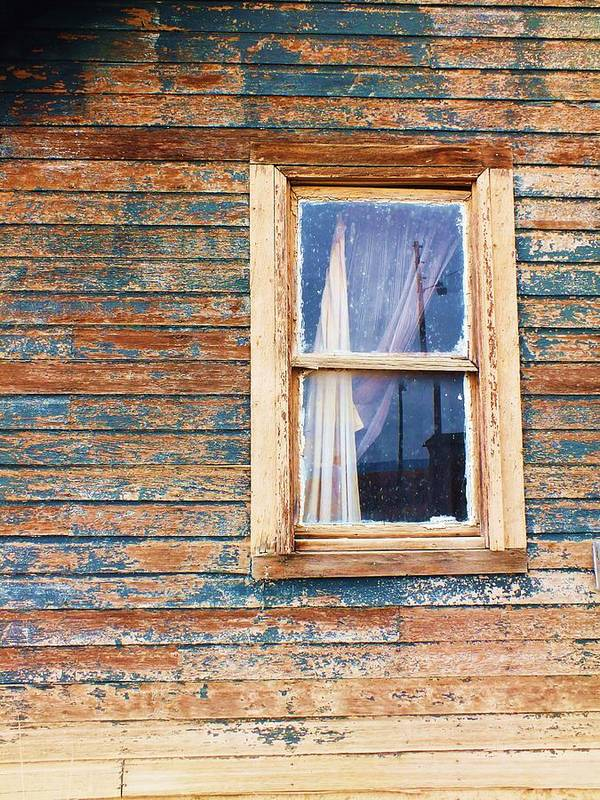 Tattered Art Print featuring the photograph Tattered by Anna Villarreal Garbis