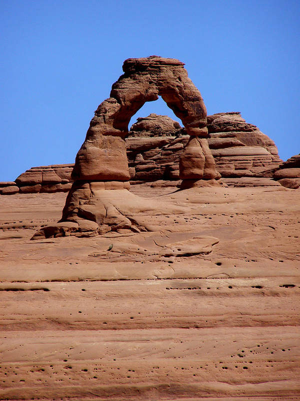 Arches National Park Art Print featuring the photograph Arches Nationl Park IIi by Mark Caldwell