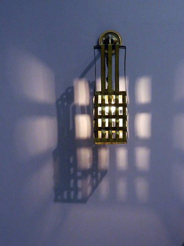 Charles Rennie Mcintosh Art Print featuring the photograph Mirror The Light by Laura McGlinn Photography