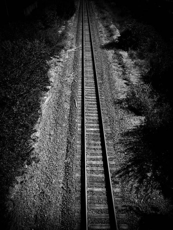 Railway Art Print featuring the photograph Missouri Pacific Railway by Mauricio Jimenez