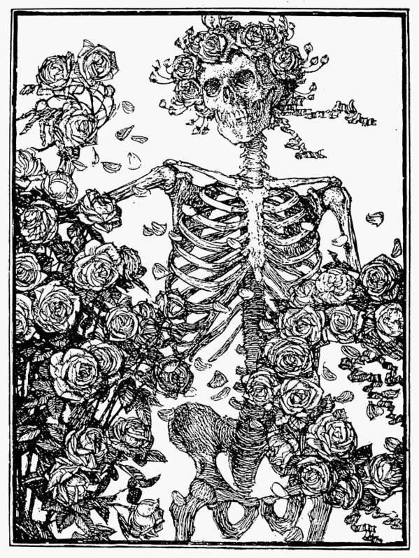 11th Century Art Print featuring the photograph Omar Khayam: Rubaiyat by Granger