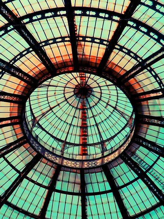 Roof Art Print featuring the photograph The Roof by Andreia Gomes