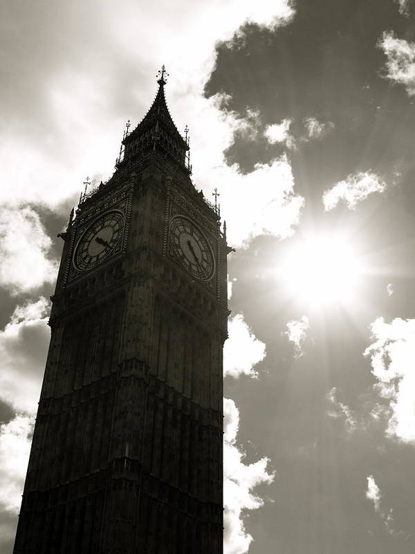 London Art Print featuring the photograph Big Ben by William Linares MistuhWill
