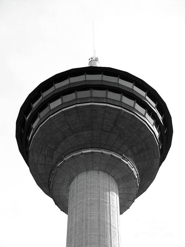 Architecture Art Print featuring the photograph Concrete by Tapio Koivula
