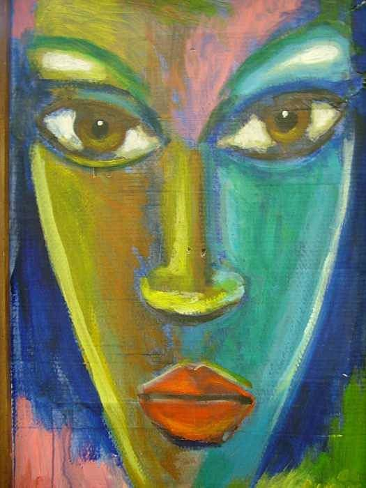 Painting Art Print featuring the painting Intensity by Jan Gilmore