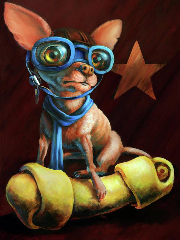 Spectacular Chihuahua Art Fine Art America
