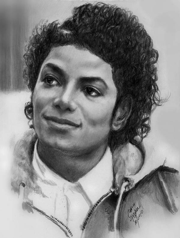 Mj Art Print featuring the drawing Right Before Bad by Carliss Mora