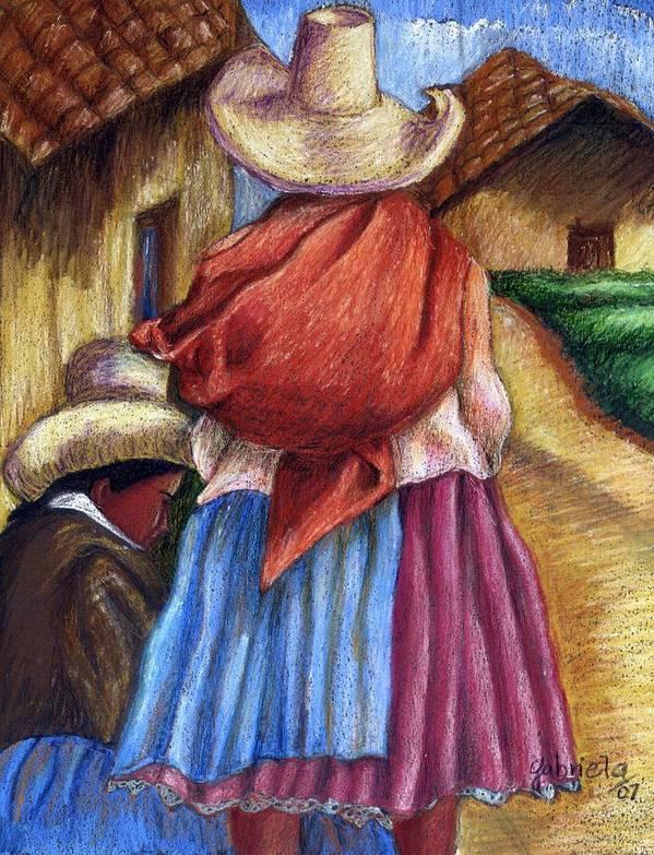 Las Cajamarquinas by Gabriela Nunez