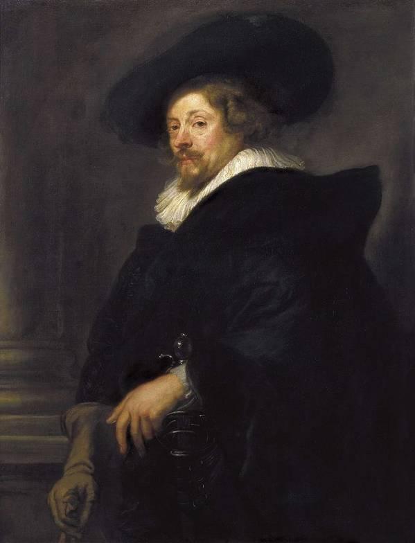 Vertical Art Print featuring the photograph Rubens, Peter Paul 1577-1640 by Everett