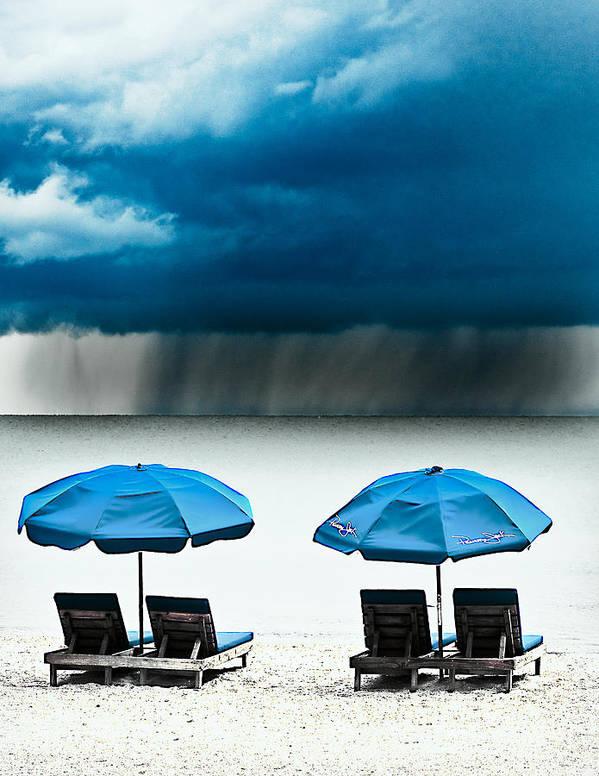 Storm Art Print featuring the photograph All Storms Pass by Stephen Warren