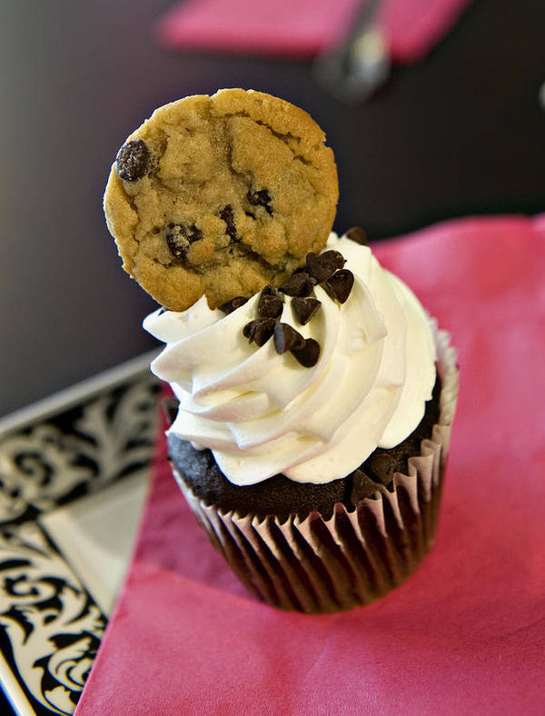Assortment Art Print featuring the photograph Cookie by Malania Hammer