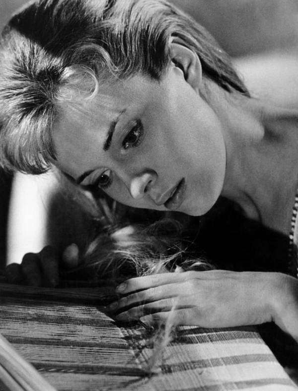 1964 Movies Print featuring the photograph Lilith, Jean Seberg, 1964. Csu by Everett