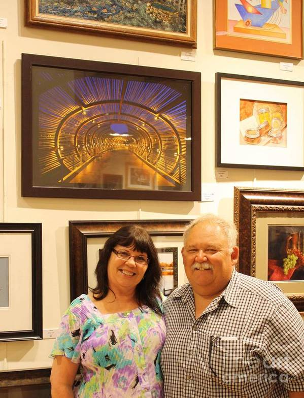Art Print featuring the photograph On Display by Tommy Anderson