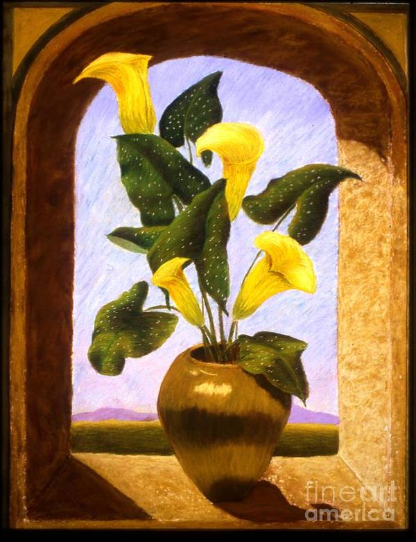 Still Life Art Print featuring the painting Tribute To The Dutch Masters by Mary Erbert