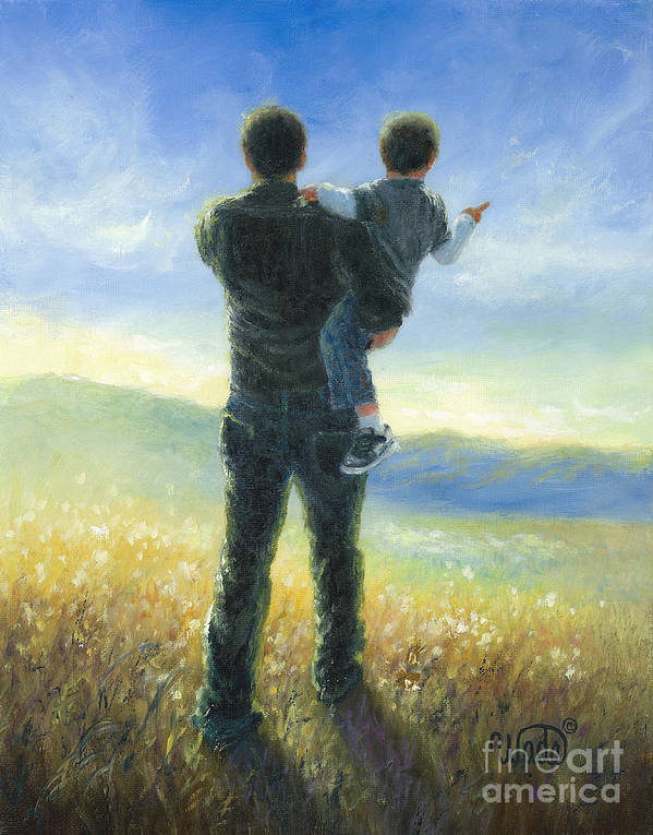 Dad and Me by Vickie Wade