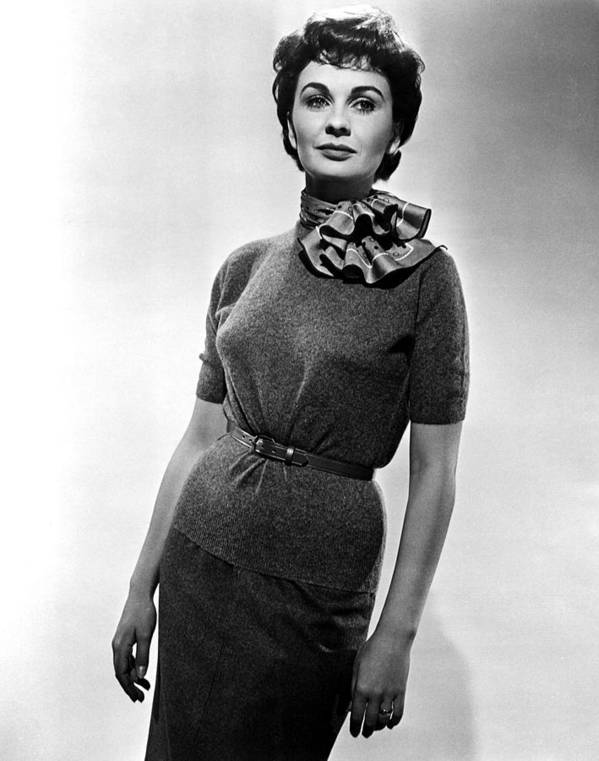 1950s Movies Print featuring the photograph Guys And Dolls, Jean Simmons, 1955 by Everett