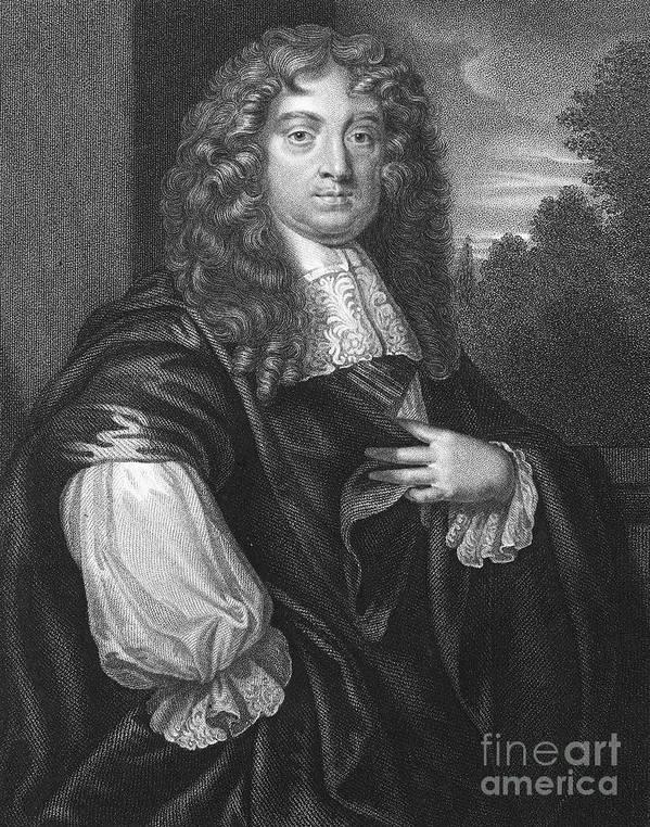 1st Art Print featuring the photograph John Maitland (1616-1682) by Granger