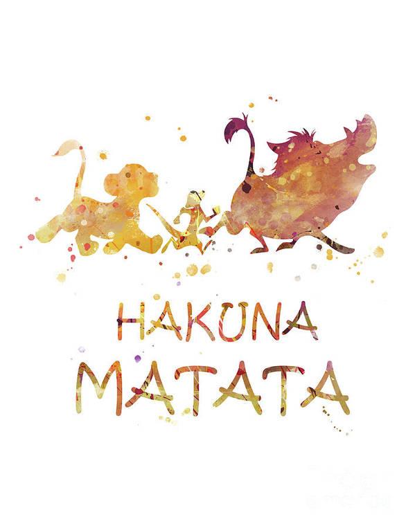 「hakuna matata」的圖片搜尋結果