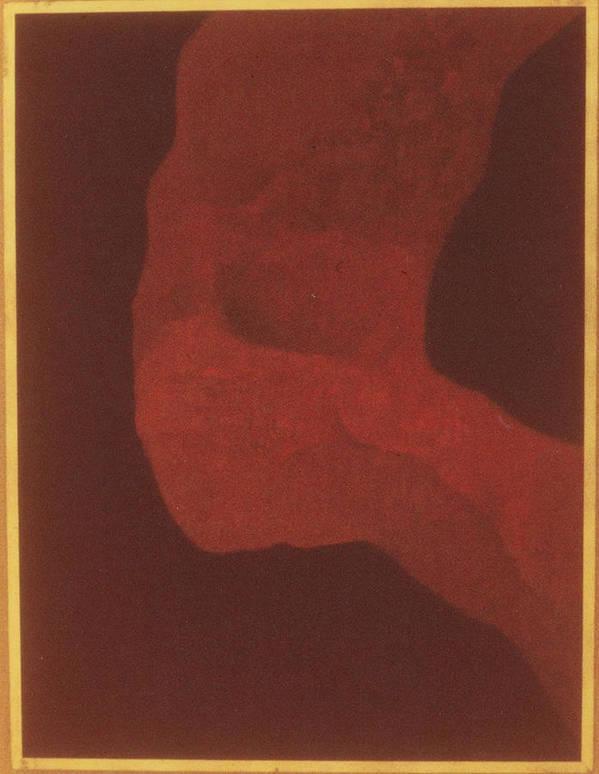 Body Portrait Art Print featuring the painting La Reine De Saba by James LeGros
